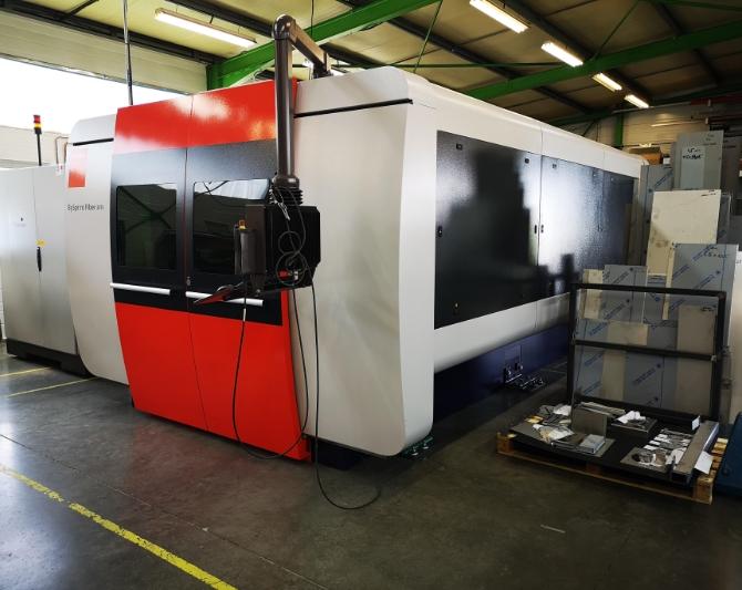 ESI - Europe Solution Industrielle - machines